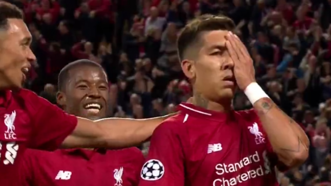 e1609f020e Roberto Firmino feared blindness after Vertonghen eye poke - PremPlace